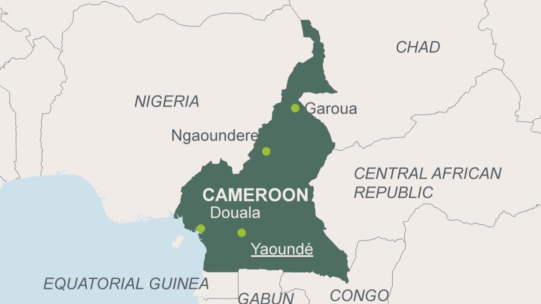 Chuyển phát nhanh đi Cameroon